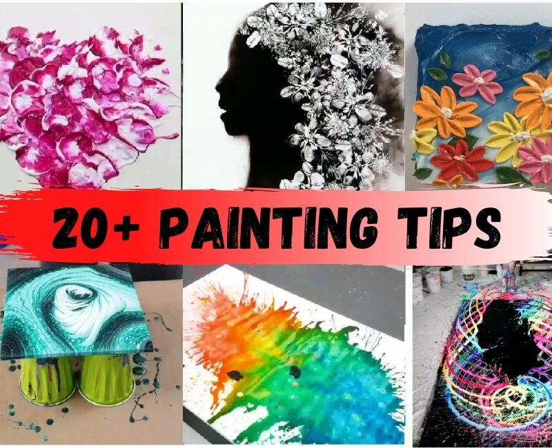 20+ PAINTING TIPS IMAGES
