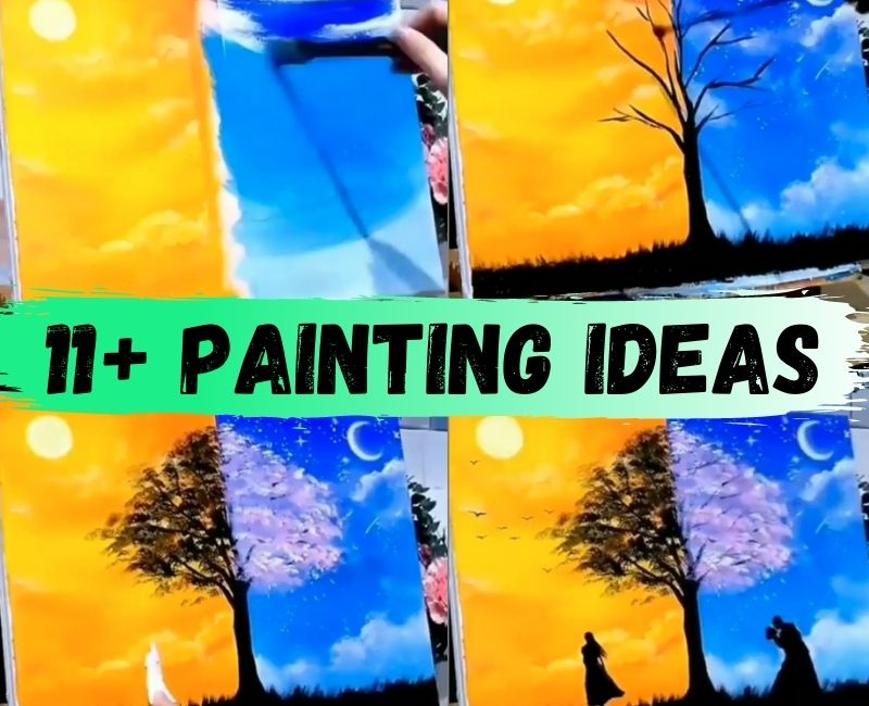 11+ PAINTING IDEAS
