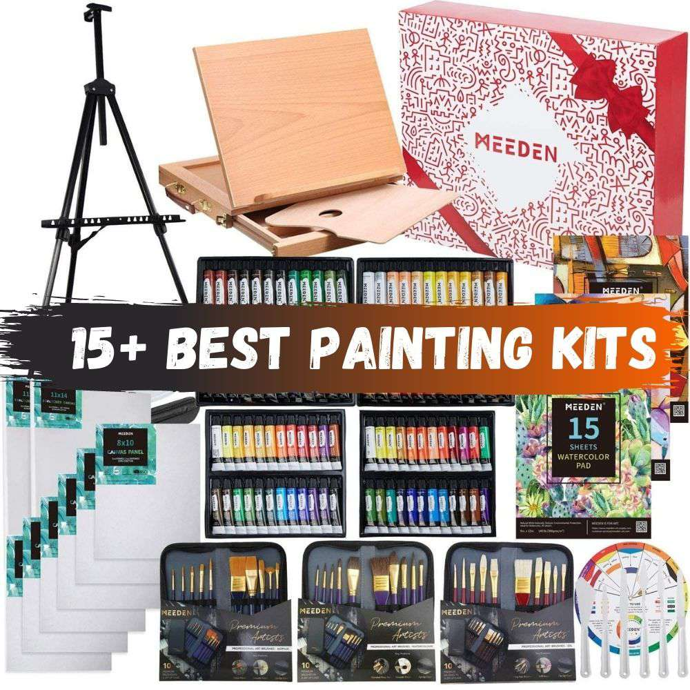 15+ Best Painting Kit