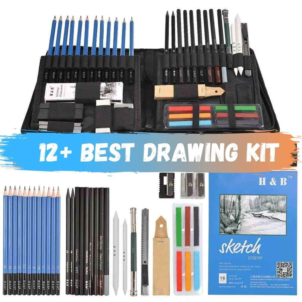 12+ Best Drawing Kit