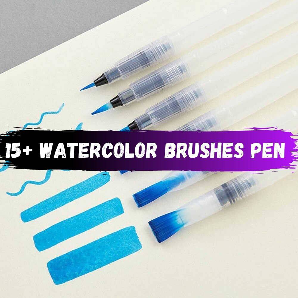 best watercolor paint brushes pen