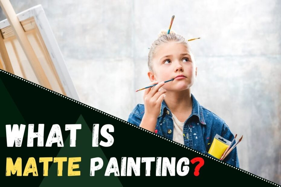 WHAT IS MATE PAINTING?